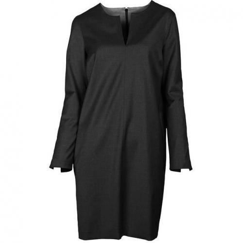 Bruuns Bazaar Kleid Business antra mit Ausschnitt