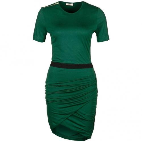 By Malene Birger Esilla Kleid peacock green
