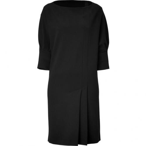 Cacharel Black Dolman Sleeve Kleid