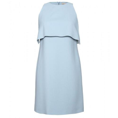 Christopher Kane Kleid Mit Layering-Detail Sky Blue