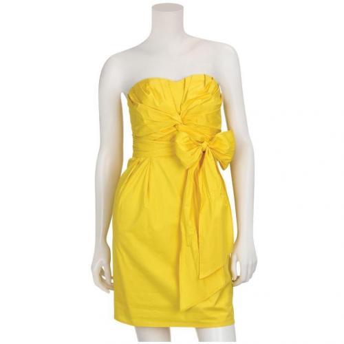 Coast Abendkleid Holly Ann Gelb