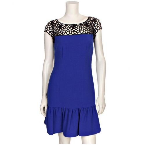 Coast Kleid Muse Blau