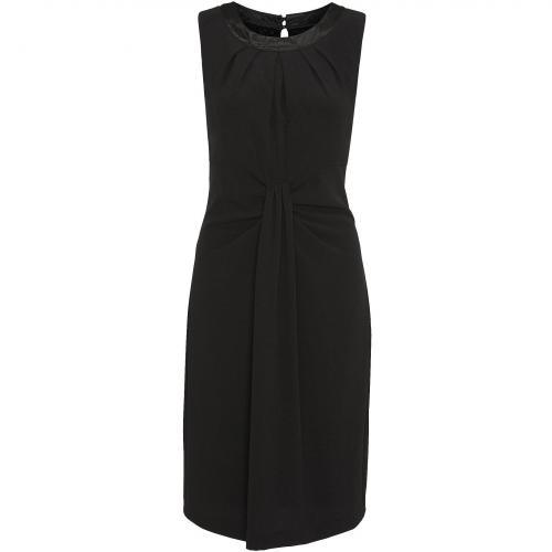 comma Abendkleid schwarz