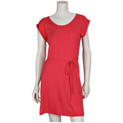 Darling Harbour Kleid Rot