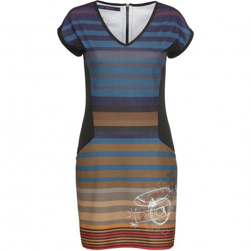 Desigual Kleid Botila bunt