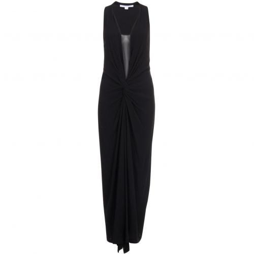 Diane von Furstenberg Kleid Eileen schwarz