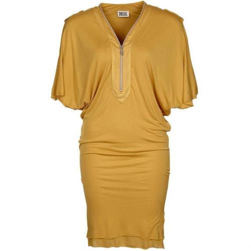 Diesel Juliane Jerseykleid yellow