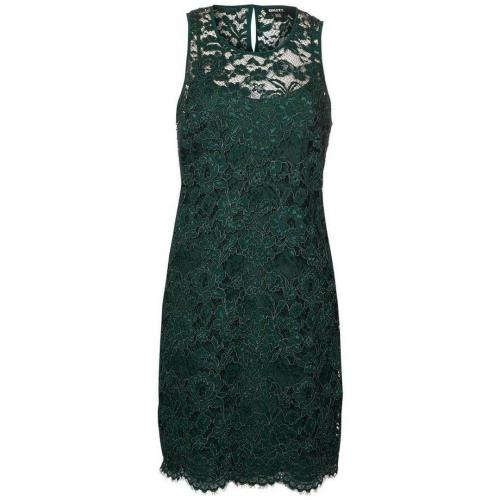 Dkny Cocktailkleid / festliches Kleid bottle green