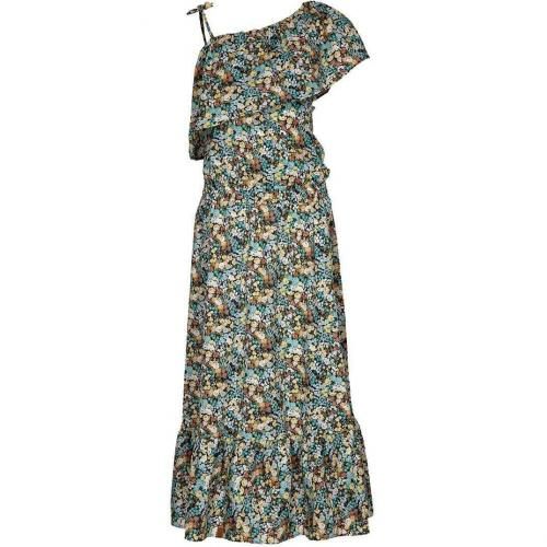 Evaw Wave Lou Sommerkleid 70ies city flower