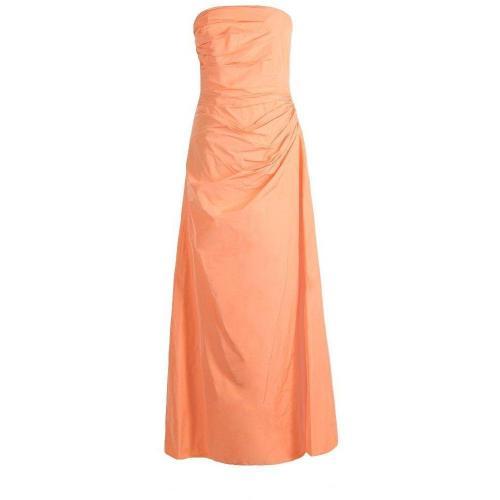 Fashionart Ballkleid apricot