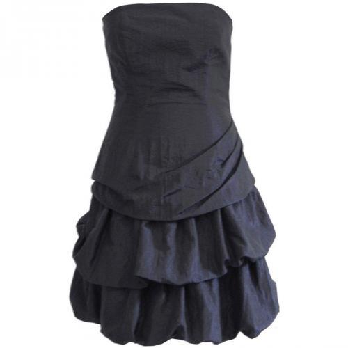 Fashionart Ballkleid dark blue Trägerlos