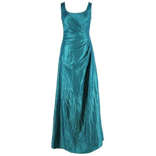 Fashionart Ballkleid grünblau