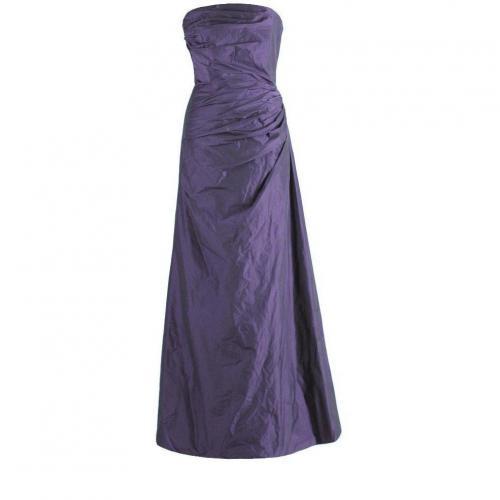 Fashionart langes Ballkleid violett