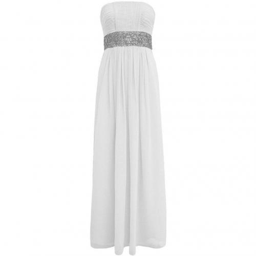 Fashionart Maxikleid white