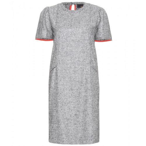 Fendi Shiftkleid Aus Wolle