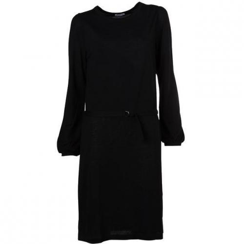 Filippa K Kleid Puff Sleeve Dress black