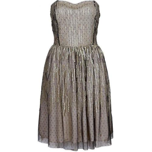Frock and Frill Ballkleid black/nude