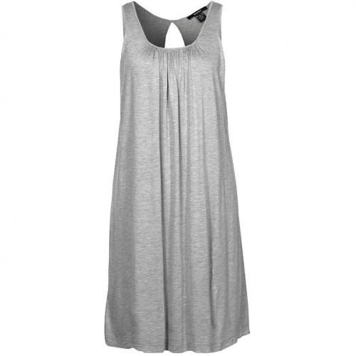Gant Sommerkleid light grey melange