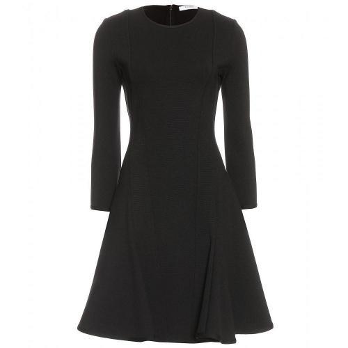 Givenchy Ausgestelltes Wollkleid