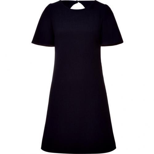 Goat Navy A-Line Sheath Dress