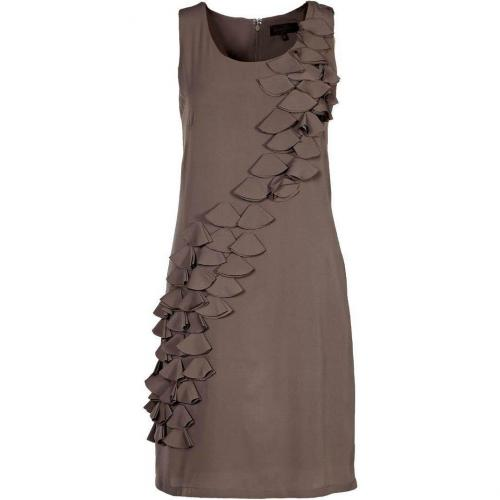 Great Plains Polly Petals Sommerkleid brown