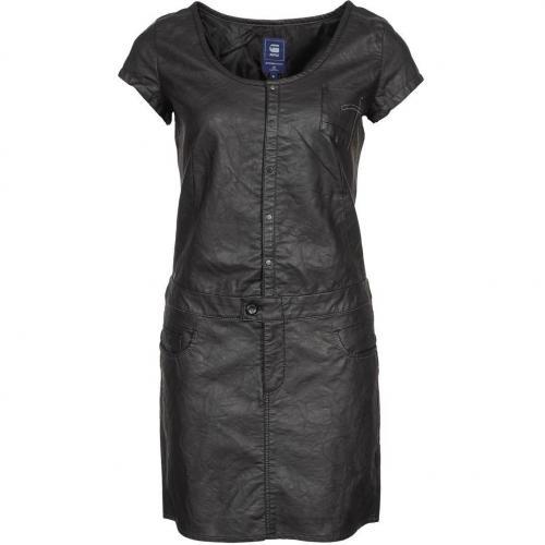 GStar Blusenkleid schwarz