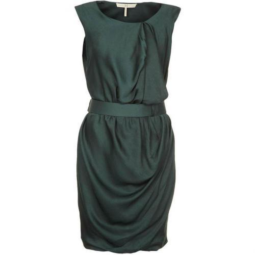 Halston Heritage Cocktailkleid / festliches Kleid moss