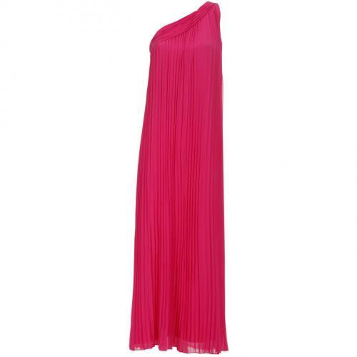 Halston Kleid pink