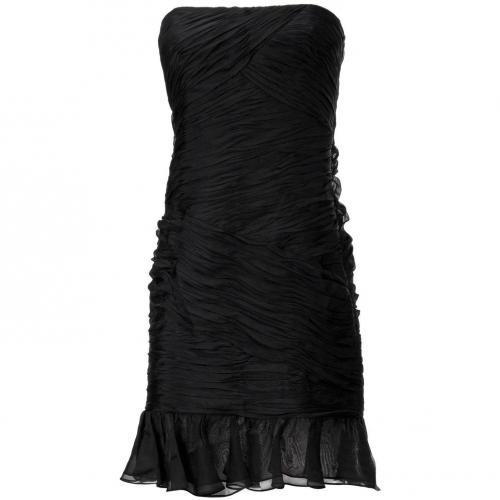 Halston Kleid schwarz