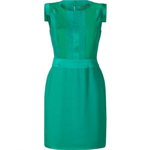 Hoss Intropia Jade Combo Sheath Dress