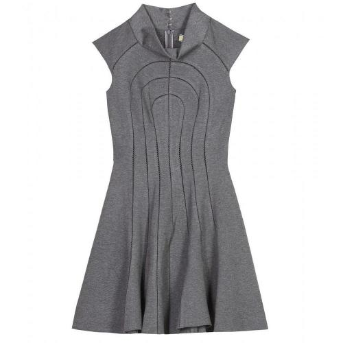 Issa Jerseykleid Mit Cut-Outs
