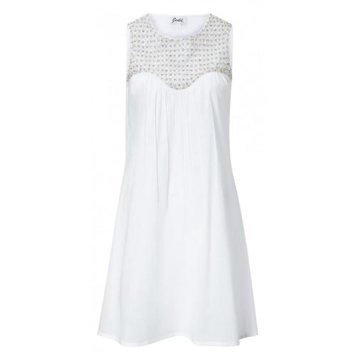 Jodé Alzan Kleid Weiß