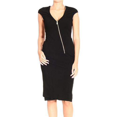 John Richmond Sleeveless zip dress