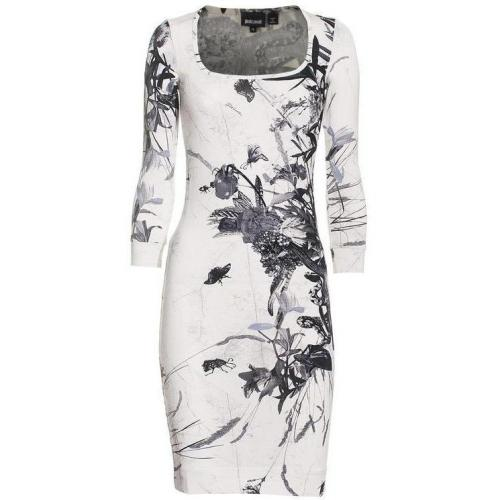 Just Cavalli Flora Grey Stretch