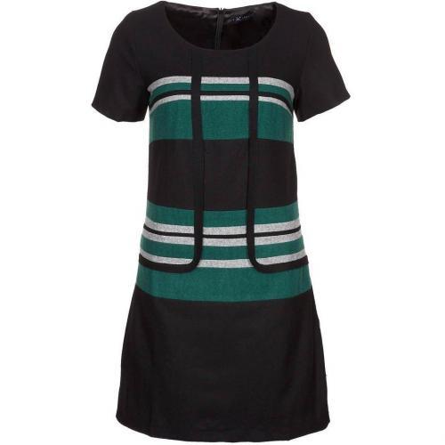 Kala Chloe Dress Etuikleid black/green