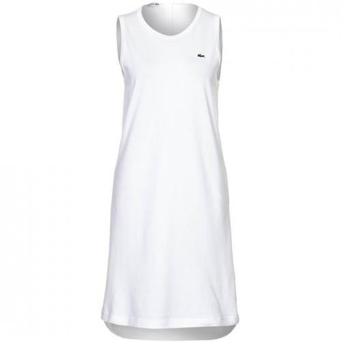 Lacoste Sommerkleid white