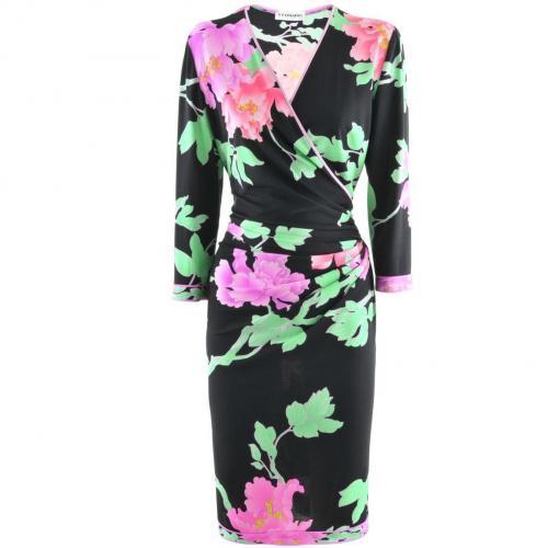 Leonard Black Dress Maud Fabiola