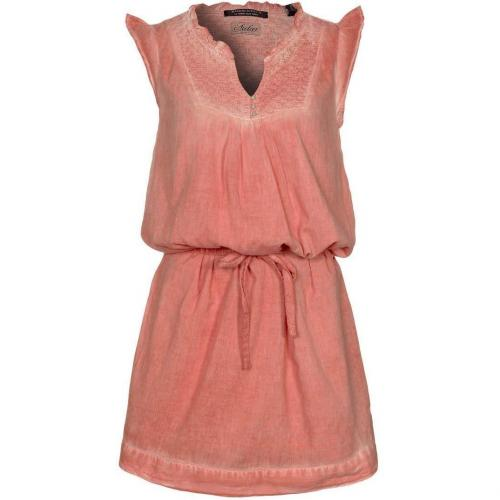 Maison Scotch Kleid peach