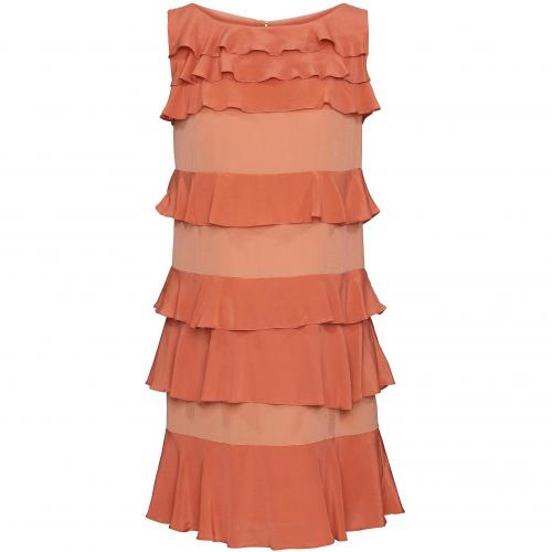 Max & Co Kleid Berenice orange