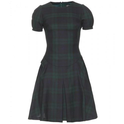 McQ Alexander McQueen Tartan-Kleid