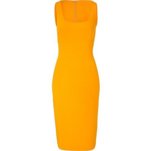 Michael Kors Amber Square Neck Sheath Dress