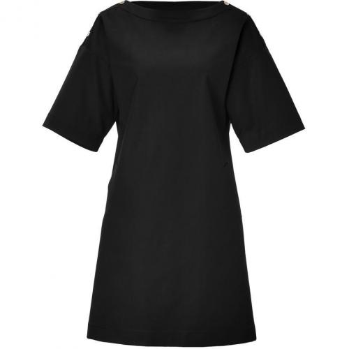 Michael Kors Black Cotton Dress
