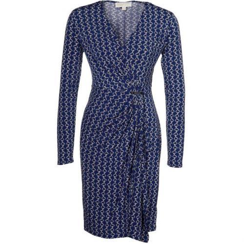 Michael Michael Kors Jerseykleid blue
