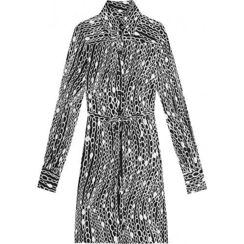 Milly Jerseykleid Mit Graphischem Muster