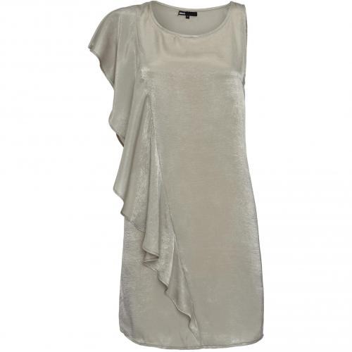 Minimum Kleid Line Dress weiß