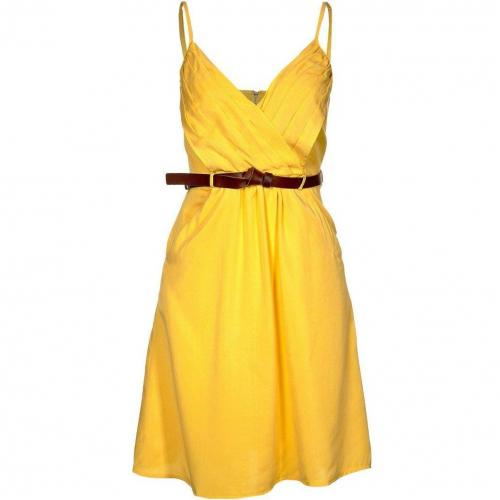 Miss Sixty April Sommerkleid yellow