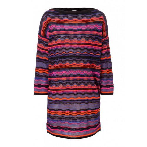Missoni M Oversized Kleid Multicolor