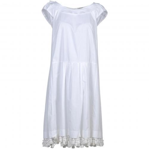 Miu Miu Minikleid Weiß
