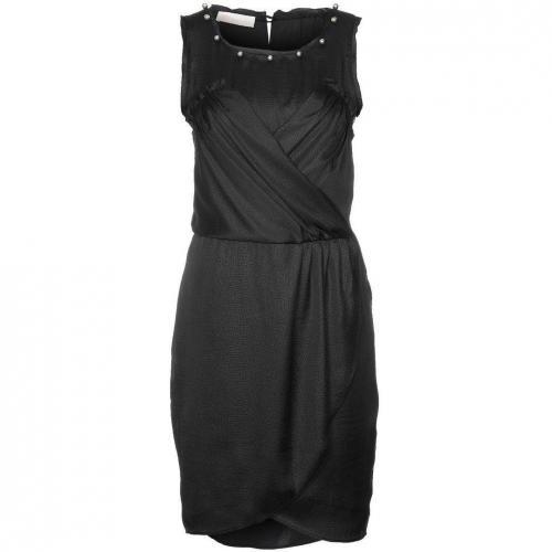 Mw Matthew Williamson Cocktailkleid / festliches Kleid schwarz