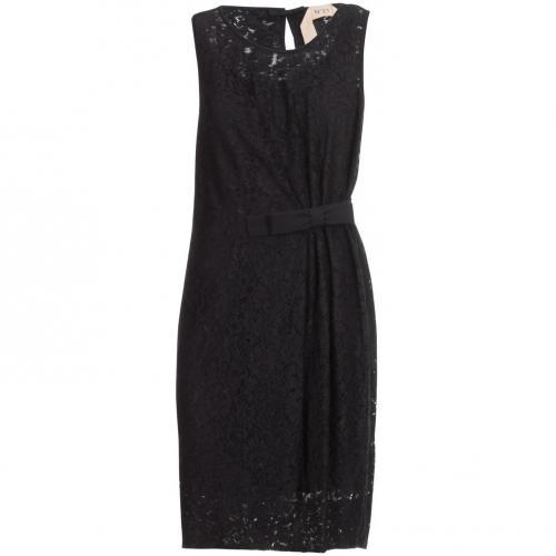 No21 ärmelloses Kleid schwarz